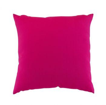 "Scatter Cushion 18"" x 18"" Hot Pink Outdoor Garden Furniture Cushion"