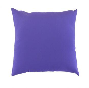 "Scatter Cushion 18"" x 18"" Lilac Outdoor Garden Furniture Cushion"