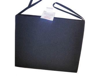 Waterproof Seat Pads - Single Black Cushion