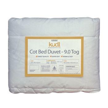 Kidsaw Kudl Kids Cotbed Duvet 9.0 Tog