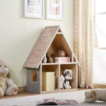 Chalet Dollhouse Bookcase