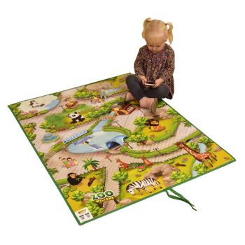 3Duplay Zoo Playmat