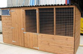 Baskerville Dog Kennel
