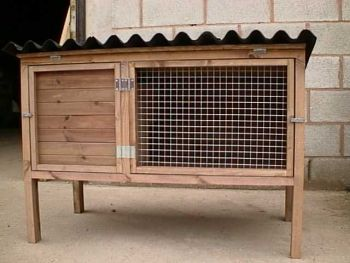 Rabbit Hutch - Traditional