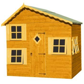Loft Playhouse Children's Wendy House