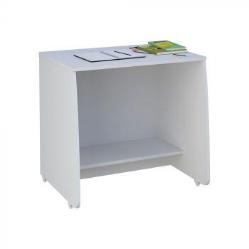 Loft Station Desk White