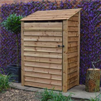 Greetham 6Ft with Doors - Rustic Brown