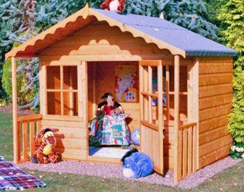 Pixie Playhouse Children's Wendy House