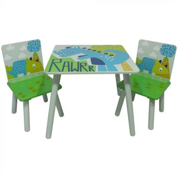 RAWRR Table & Chairs