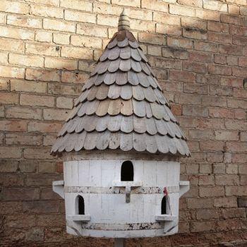 Medium Round Birdhouse