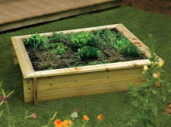 Raised Bed / Sandpit