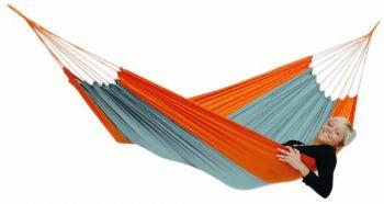Silk Traveller Techno (Orange/Grey)