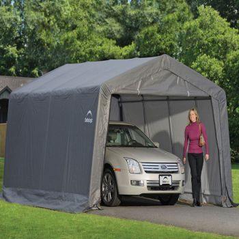 12x16 Compact Auto Shelter