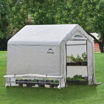 6x6 Greenhouse in a box