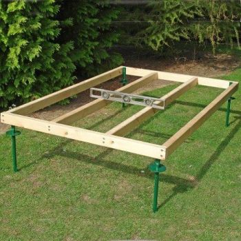 Shed Base Approx 7 x 7 Feet