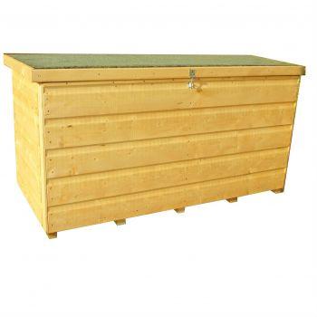 Storage Box Shiplap Garden Storage Shed Approx 4 x 2 Feet