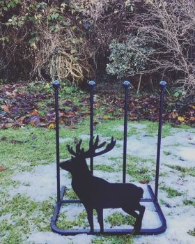 2 Pair Boot Rack - Stag