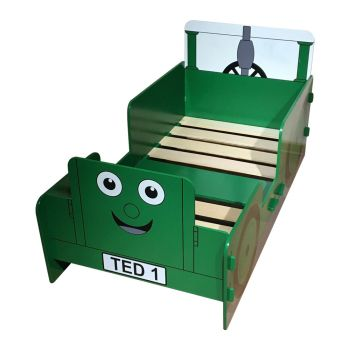 Tractor Ted Junior Bed