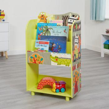 Kid Safari Bookshelf