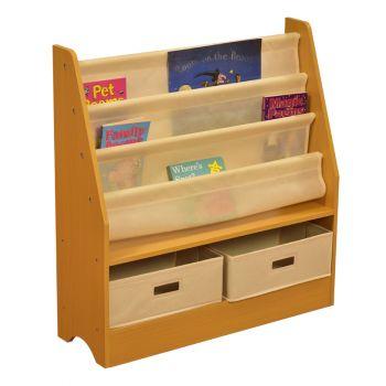 TikkTokk Toy Storage Unit with two Bins
