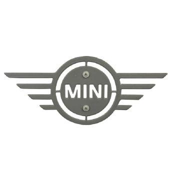 Mini Badge Metal Wall Art - Large