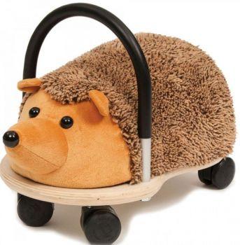 Plush Wheely Bug Hedgehog