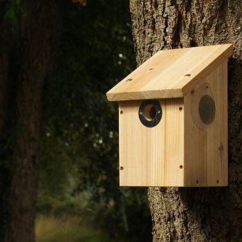 Camera Ready Nest Box - c/w Camera Clip
